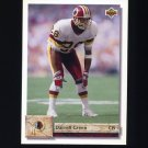 1992 Upper Deck Football #064 Darrell Green - Washington Redskins
