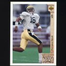 1992 Upper Deck Football #021 Torrance Small RC - New Orleans Saints