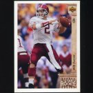 1992 Upper Deck Football #010 Will Furrer RC - Chicago Bears