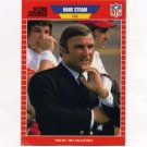 1989 Pro Set Football Announcers #20 Hank Stram