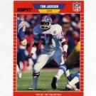 1989 Pro Set Football Announcers #06 Tom Jackson