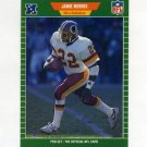 1989 Pro Set Football #438 Jamie Morris - Washington Redskins