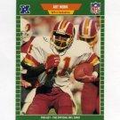 1989 Pro Set Football #433 Art Monk - Washington Redskins
