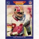 1989 Pro Set Football #423 Kelvin Bryant - Washington Redskins