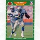 1989 Pro Set Football #404B Curt Warner - Seattle Seahawks
