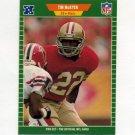 1989 Pro Set Football #380 Tim McKyer - San Francisco 49ers