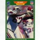 1989 Pro Set Football #337 Luis Sharpe - Phoenix Cardinals
