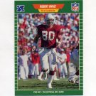 1989 Pro Set Football #328 Robert Awalt - Phoenix Cardinals