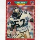 1989 Pro Set Football #270 Rickey Jackson - New Orleans Saints