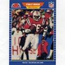 1989 Pro Set Football #255 Stanley Morgan - New England Patriots