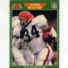 1989 Pro Set Football #079 Kevin Mack - Cleveland Browns