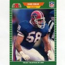 1989 Pro Set Football #019 Shane Conlan - Buffalo Bills