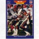 1989 Pro Set Football #011 Mike Kenn - Atlanta Falcons