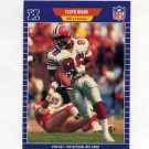 1989 Pro Set Football #007 Floyd Dixon - Atlanta Falcons