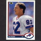 1991 Upper Deck Football #566 Don Beebe - Buffalo Bills