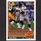 1991 Upper Deck Football #451 Andre Rison TM - Atlanta Falcons