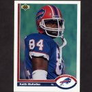 1991 Upper Deck Football #360 Keith McKeller - Buffalo Bills
