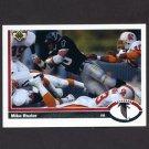 1991 Upper Deck Football #283 Mike Rozier - Atlanta Falcons