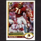 1991 Upper Deck Football #278 Charles Mann - Washington Redskins