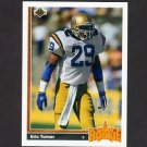 1991 Upper Deck Football #023 Eric Turner RC - Cleveland Browns
