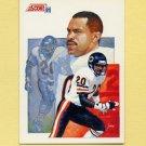 1991 Score Football #668 Mark Carrier TL - Chicago Bears