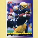 1991 Score Football #578 Eric Bieniemy RC - San Diego Chargers