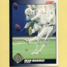 1991 Score Football #486 Dean Biasucci - Indianapolis Colts