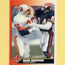 1991 Score Football #391 Mark Robinson - Tampa Bay Buccaneers