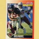 1991 Score Football #381 Ken Harvey - Phoenix Cardinals