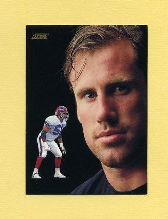 1991 Score Football #339 Shane Conlan DT - Buffalo Bills