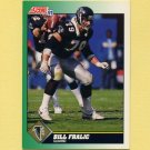 1991 Score Football #297 Bill Fralic - Atlanta Falcons