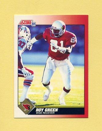 1991 Score Football #216 Roy Green - Phoenix Cardinals