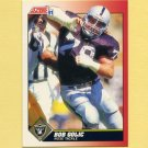 1991 Score Football #129 Bob Golic - Los Angeles Raiders