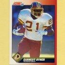 1991 Score Football #125 Earnest Byner - Washington Redskins