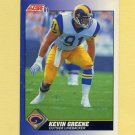 1991 Score Football #091 Kevin Greene - Los Angeles Rams