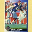 1991 Score Football #072 Darryl Talley - Buffalo Bills