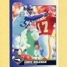 1991 Score Football #056 Chris Doleman - Minnesota Vikings
