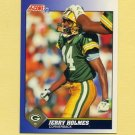 1991 Score Football #044 Jerry Holmes - Green Bay Packers
