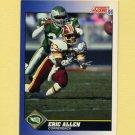 1991 Score Football #002 Eric Allen - Philadelphia Eagles
