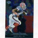 1996 Upper Deck Silver Football #153 Darick Holmes - Buffalo Bills