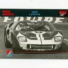 1992 Collect-A-Card Andretti Racing #73 Mario Andretti's Car