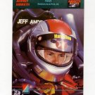 1992 Collect-A-Card Andretti Racing #66 Jeff Andretti