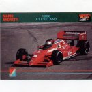 1992 Collect-A-Card Andretti Racing #53 Mario Andretti's Car