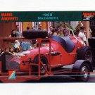 1992 Collect-A-Card Andretti Racing #51 Mario Andretti's Car