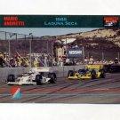 1992 Collect-A-Card Andretti Racing #49 Michael Andretti's Car