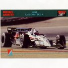 1992 Collect-A-Card Andretti Racing #45 Michael Andretti's Car
