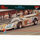 1992 Collect-A-Card Andretti Racing #38 John Andretti's Car