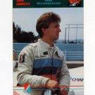 1992 Collect-A-Card Andretti Racing #31 John Andretti