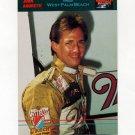 1992 Collect-A-Card Andretti Racing #30 John Andretti