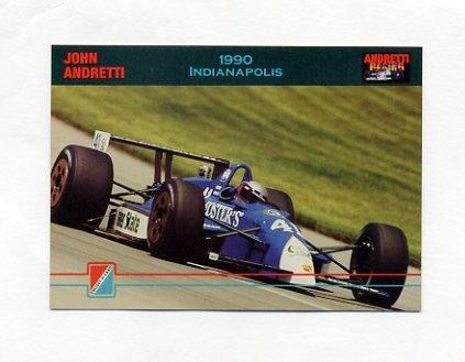 1992 Collect-A-Card Andretti Racing #26 John Andretti's Car